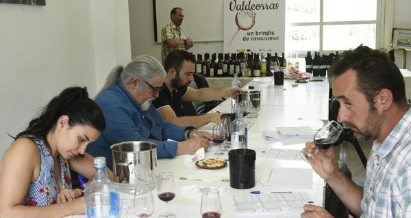Photo of Valdeorras abre as catas previas para as Distincións Gallaecia e para a Guía Paadín de Viños