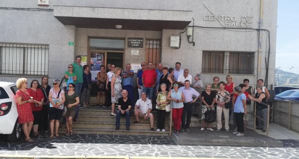 """Photo of A Rúa continúa a demandar unha """"primaria digna"""" e un novo centro de saúde"""