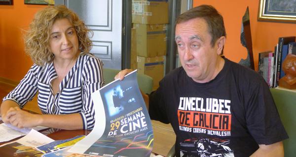 Photo of Preséntase a 29 edición da Semana de Cine do Barco