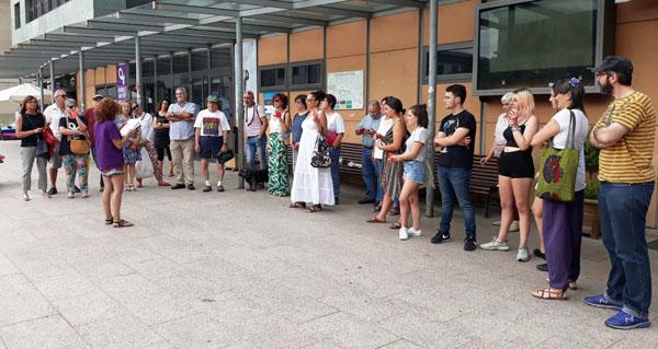 Photo of Concentración no Barco para rexeitar o asasinato machista de Vilalba