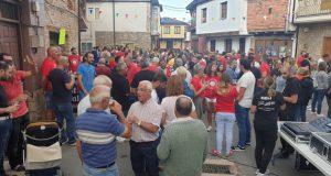 Música e cervexa para abrir as Festas da Santa Marta de Córgomo