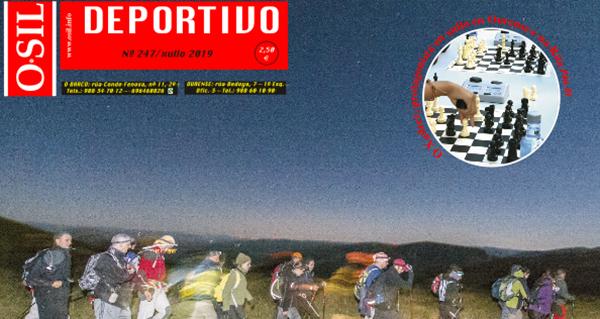 Photo of O montañismo e o motor son dous dos protagonistas do número de xullo de O Sil Deportivo