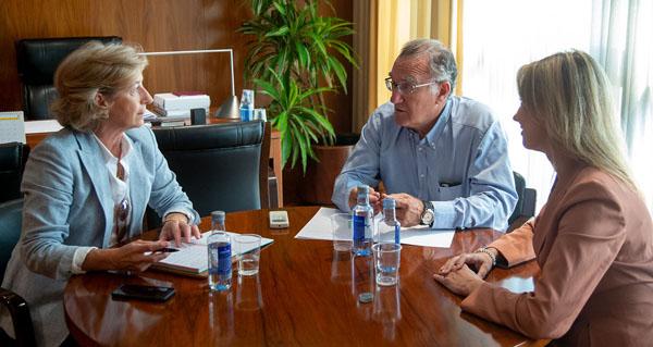 Photo of A Fegamp e a Xunta dan comezo co plan de actuación conxunta da memoria histórica