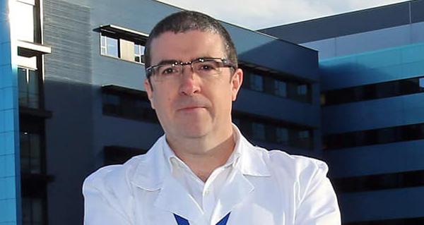 Photo of Félix Rubial, novo xerente da Xerencia de Xestión Integrada ourensá