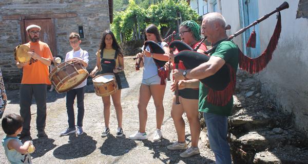 Photo of Os Anguieiros (Quiroga) celebra a Festa da Madalena con actuacións como a dos rueses Abertal