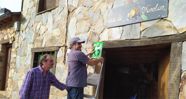 Photo of Quedan 9 días: as covas de Vilamartín xa están numeradas para a XXIII Festa das Covas