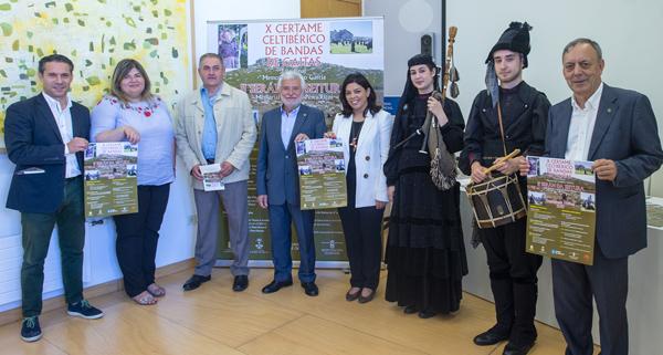 Photo of O X Certame Celtibérico de Bandas de Gaitas terá lugar en Manzaneda e A Pobra de Trives