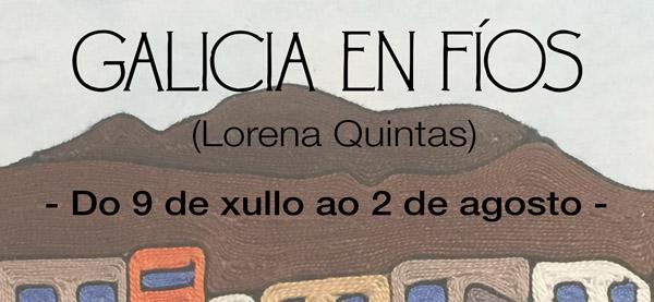 """Photo of A Sala de Exposicións de Verín acolle a mostra """"Galicia en fíos"""""""