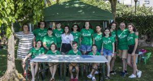 Queda inaugurada a Biblio-piscina de Verín para o verán 2019