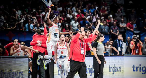 Photo of Lucas Mondelo leva a España a unha nova final do Eurobasket