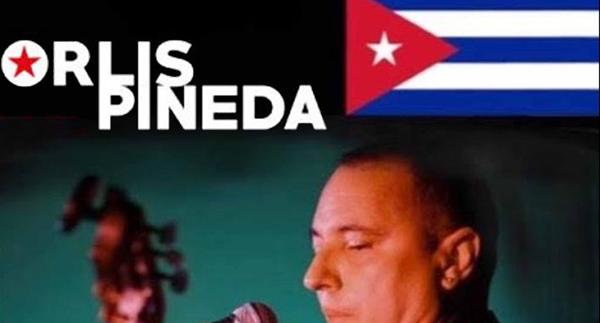 Photo of O cantautor cubano Orlis Pineda actuará mañá no Barco