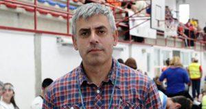 José Manuel Fernández (ArcoBarco), campión galego en arco composto absoluto