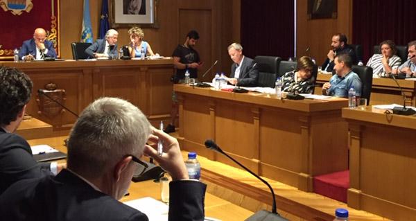 Photo of O pleno da Deputación aproba ata quince dedicacións exclusivas nesta lexislatura
