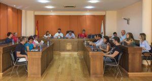 O pleno de Verín aproba de forma provisional o Orzamento Xeral para o exercicio 2019