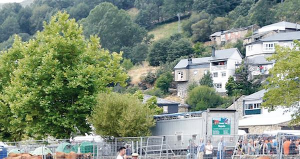 Photo of Feira de Cabalos en Porto (Zamora), o 27 de xullo
