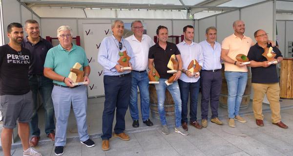 Photo of A Cata oficial da XXII Feira de Valdeorras premia a oito viños