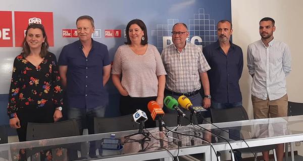 """Photo of O PSdeG-PSOE impulsará un pleno na Deputación de Ourense para pedir un """"reparto equitativo de fondos públicos"""""""
