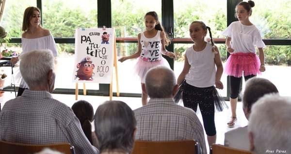 Photo of IV Festa da Familia na residencia de maiores do Bolo o 30 de xullo