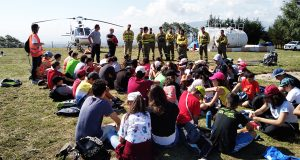 Campamento de verán no Albergue Xuvenil de San Xoán de Río