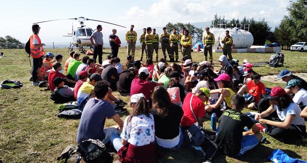 Photo of Campamento de verán no Albergue Xuvenil de San Xoán de Río