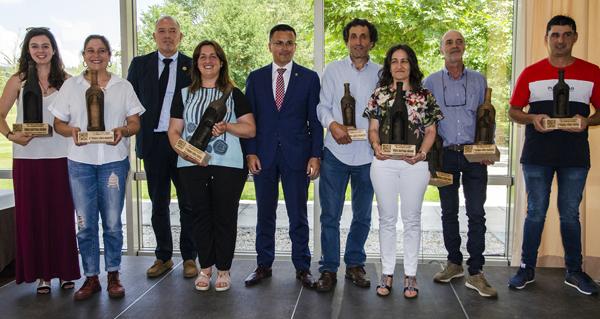 Photo of Premios para os mellores viños da D.O Ribeira Sacra