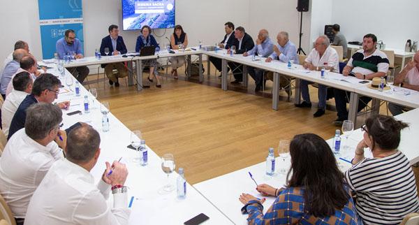 Photo of Os concellos da Ribeira Sacra reúnense con Cultura para concertar os pasos a dar cara a súa inclusión na Lista do Patrimonio Mundial da UNESCO