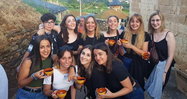Photo of O tempo respecta na VI Festa Coveira de Arcos (Vilamartín de Valdeorras)