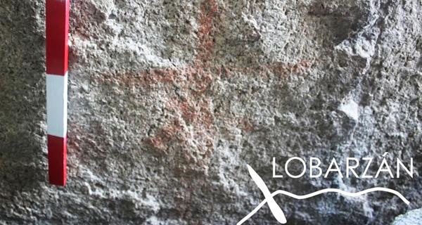 Photo of Aparece pintura esquemática prehistórica en granito no xacemento da Ceadá (Monterrei-Oímbra)