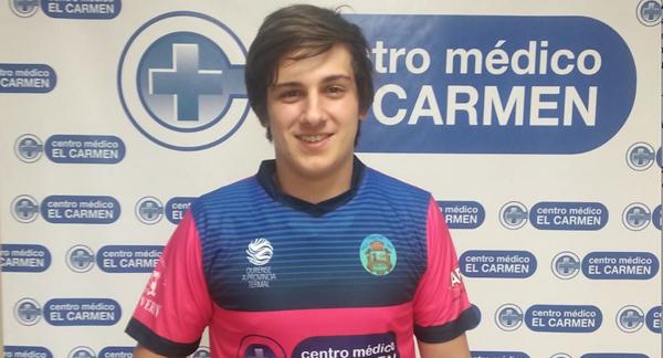 Photo of Ángel Defrancisco, primeira incorporación do Sala Ourense para a tempada 2019/2020