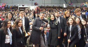 A Banda de Música de Sober celebra o seu 150 aniversario
