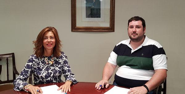 Photo of O alcalde de San Xoán de Río, Xosé Miguel Pérez, reúnese coa delegada da Xunta en Ourense