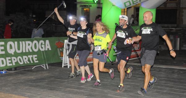 Photo of Conta atrás para o IV Night Trail de Quiroga