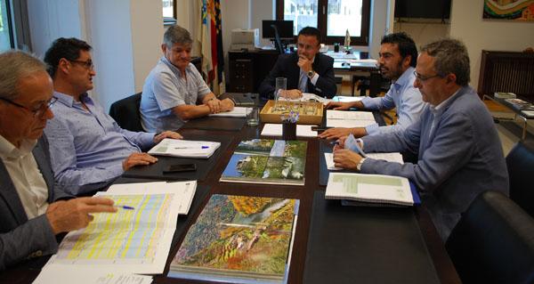 Photo of O Concello da Veiga formará parte do Plan de pastos en extensivo da Xunta