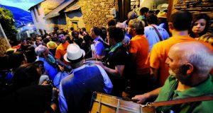 Quedan 8 días: todo a punto para o transporte dende outros puntos do país á Festa das Covas de Vilamartín
