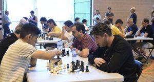 David Larino (CX Verín) faise co título do III Aberto Internacional de Xadrez A Rúa