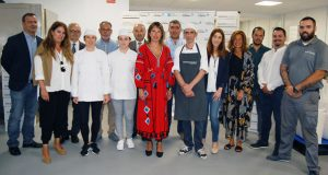 Os xeados artesáns da empresa ourensá La Central Heladera, certificados por Galicia Calidade