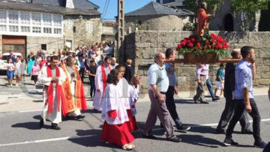 Photo of A Gudiña celebra as festas de San Bartolo