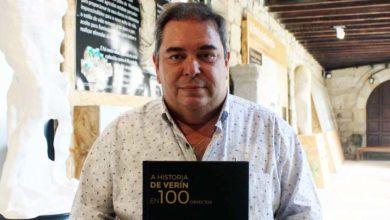 """Photo of Preséntase o libro """"A historia de Verín en 100 obxectos"""""""