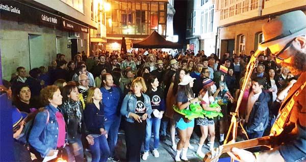 Photo of Tradición, artesanía e música toman as rúas trivesas