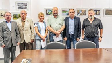 Photo of Parada de Sil entrega os premios do XII Concurso de fotografía Rosa Pons