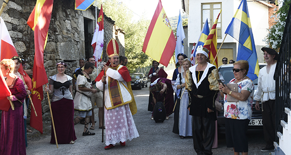 Photo of Sobrado (Trives) regresa á Idade Media