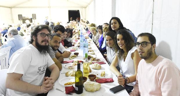 Photo of Unha cea popular abre as festas de San Simón en Lentellais (O Bolo)