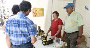 Quiroga promociona o seu ouro máis doce na súa XXVIII Mostra do Mel
