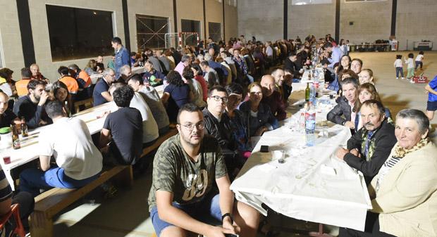 Photo of A cea da Festa do Emigrante de San Xoán de Río reúne a unhas 300 persoas