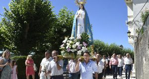 Viana do Bolo celebra a Asunción e o San Roque