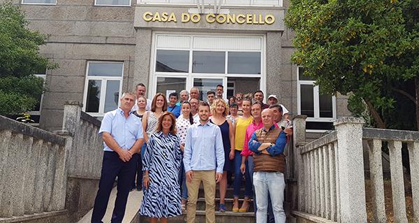 """Photo of Clausúrase na Gudiña o obradoiro de emprego """"Terras da Castaña"""""""