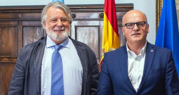 """Photo of Iníciase o expediente para a concesión da distinción de """"Fillo predilecto da provincia de Ourense"""" a Alfredo Conde"""