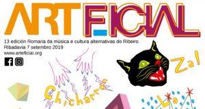 Ribadavia acolle o XIII Festival Arteficial