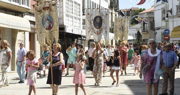 Photo of Viana entra nos días grandes das súas festas patronais