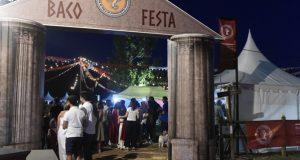 O Aguillón rues acollerá esta fin de semana a VI Baco Festa